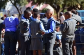 Young Soweto Students